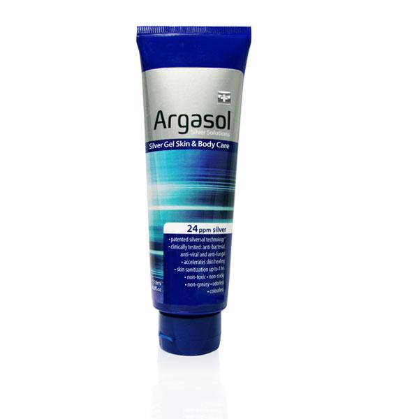 ArgaSol SilverSol Skin Gel