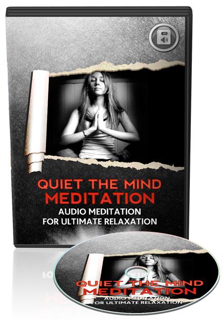 Quiet The Mind Meditation