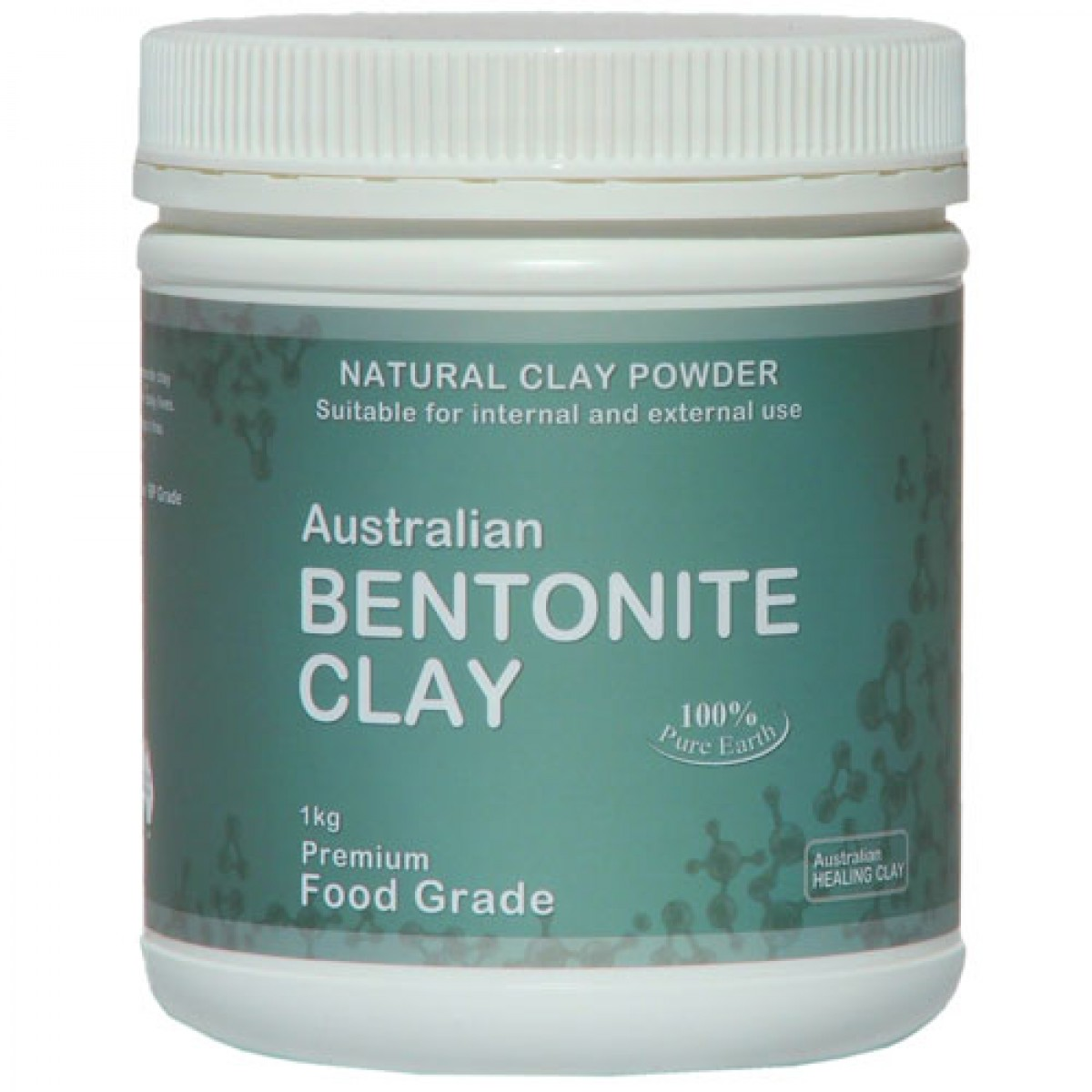 Australian Bentonite Clay 1Kg