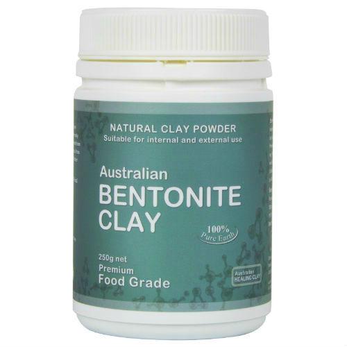Australian Bentonite Clay